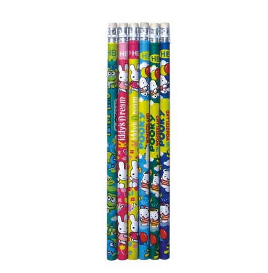 shrink film pencil