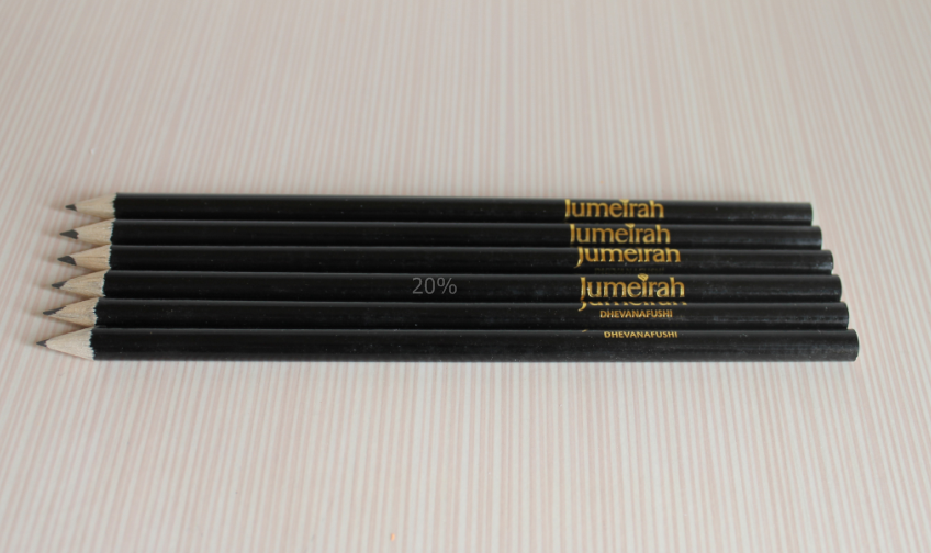 imprinted pencils