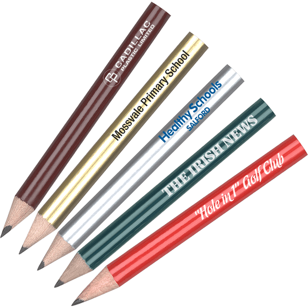 Promotional Wooden Mini Pencils