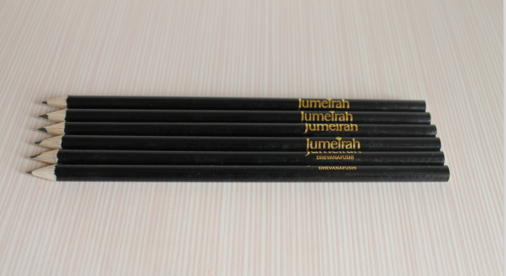 custom engraved pencils